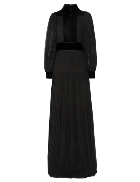 Gucci Pleated Gown