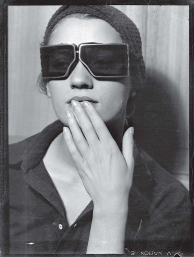 surrealist shades — Lee Miller by Man Ray, 1929