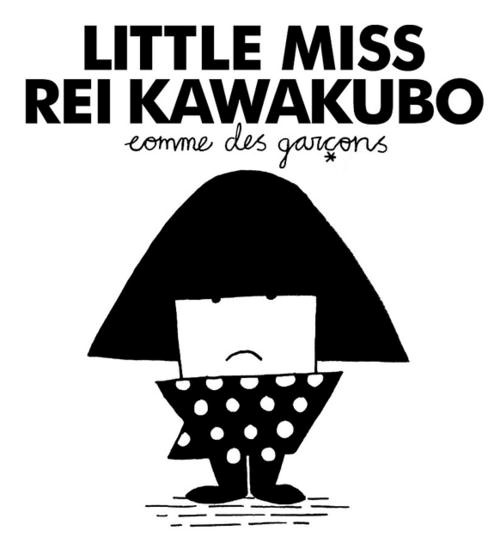 LITTLE MISS REI KAWAKUBO