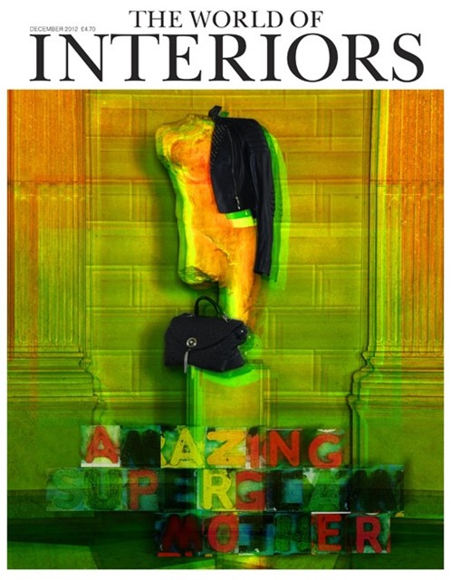World of Interiors December issue
