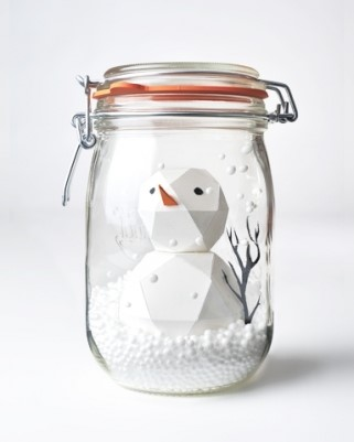 Christmas in a jar from Le Parfait
