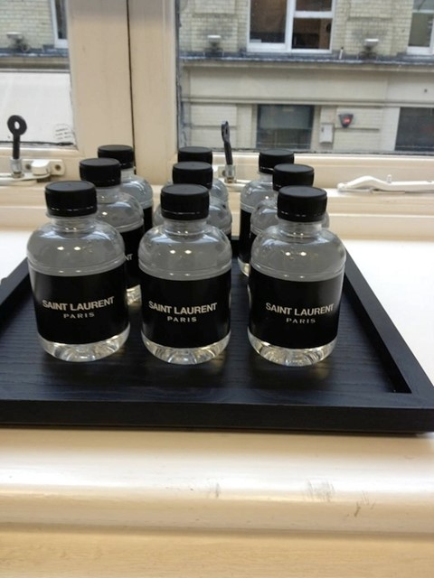 SAINT LAURENT WATER