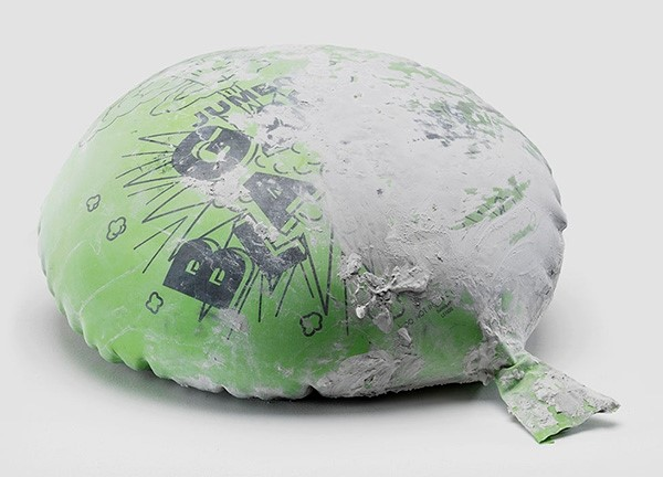 DAN COLEN TBT 2012 - CONCRETE FILLED WHOOPEE CUSHION