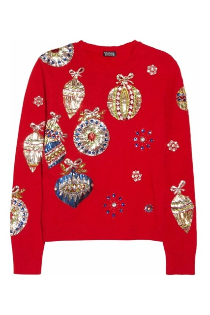 Meadham Kirchhoff Christmas Jumper