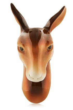 Ceramic Deer Vase By Emma Cook For Topshop