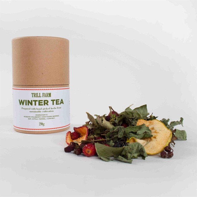 Trill Farm Winter Tea