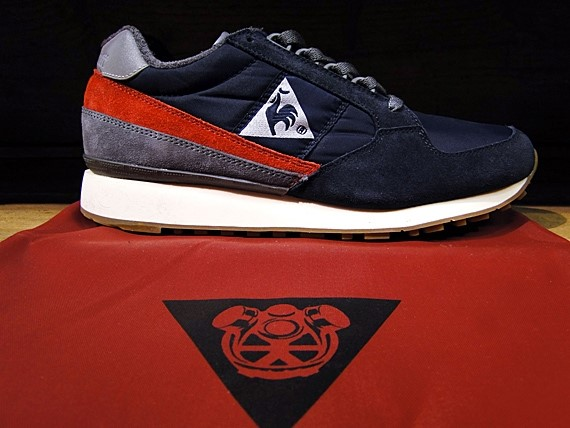 Le Coq Sportif Eclat Winter 2012 Collection