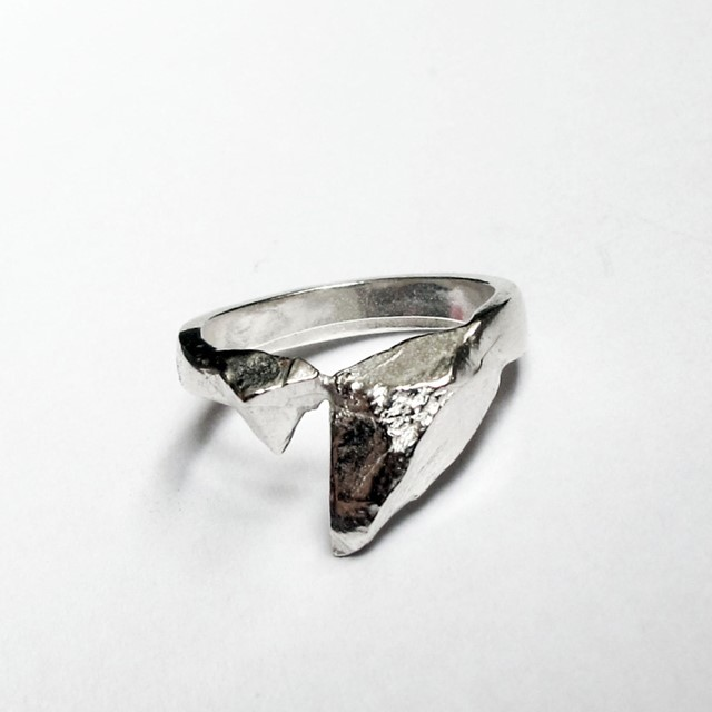 Stud Collar Ring by Noemi Klein