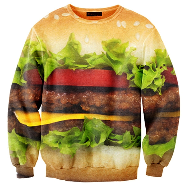 Hamburger Sweater