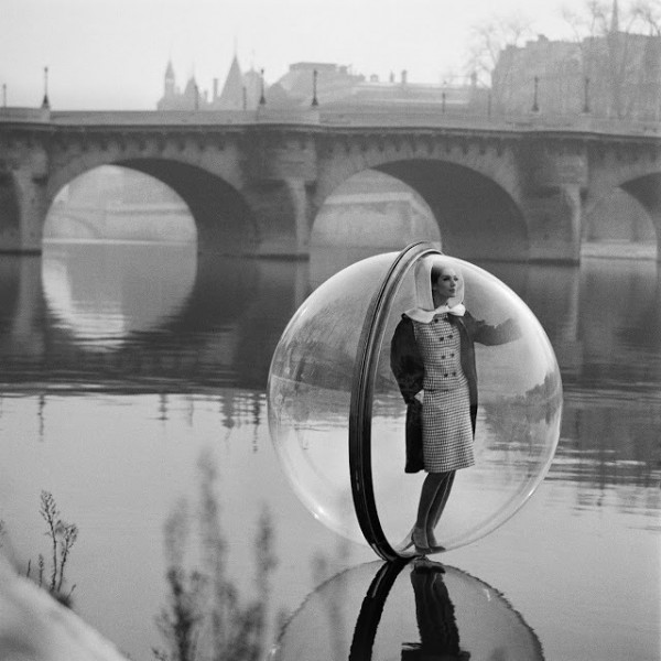 Harper's Bazaar 1963 'Bubble' Collection