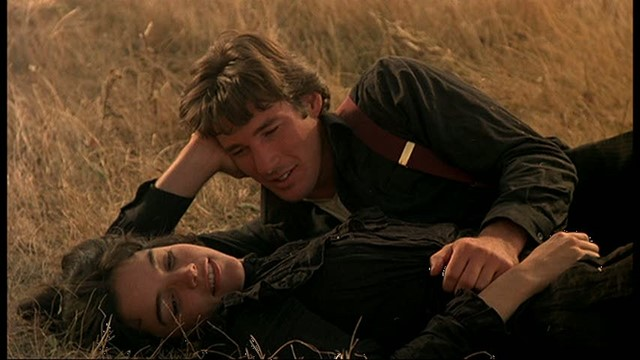 Richard Gere and Brooke Adams in Days of Heaven