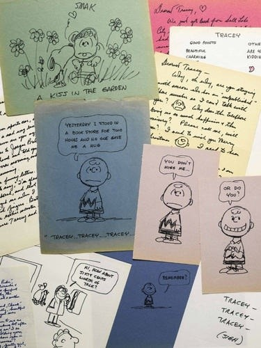 Love Letters from Charles 'Sparky' Schulz