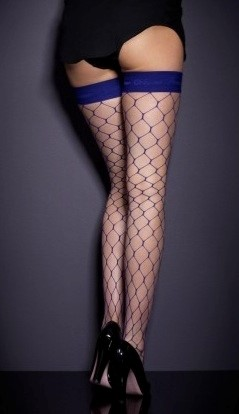 Fishnet Hold Ups by Agent Provocateur