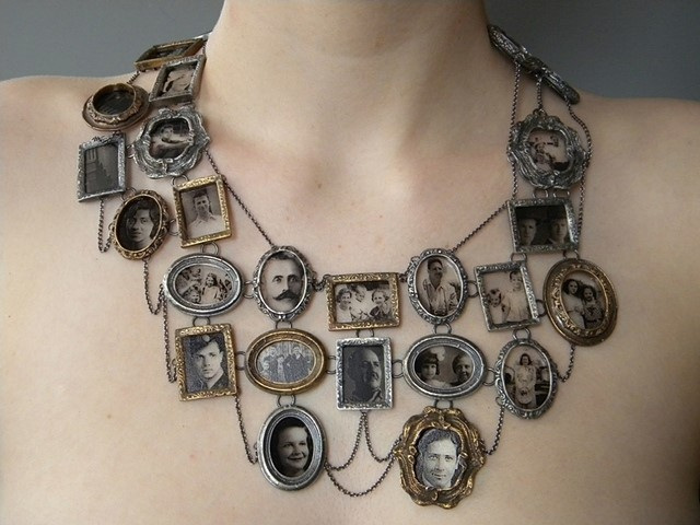 Genealogical Jewellery
