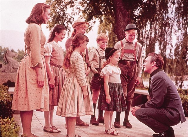 Christopher Plummer in The Sound of Music, 1965