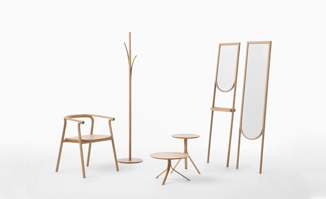 The Splinter Collection by Nendo