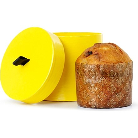 Mini panettone hat box
