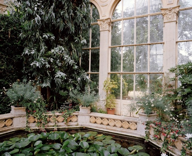 A conservatory