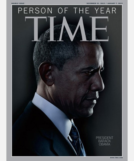 BARACK OBAMA TIME COVER