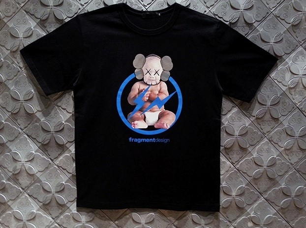 ORIGINAL FAKE X FRAGMENT DESIGN 'BABY' TEE