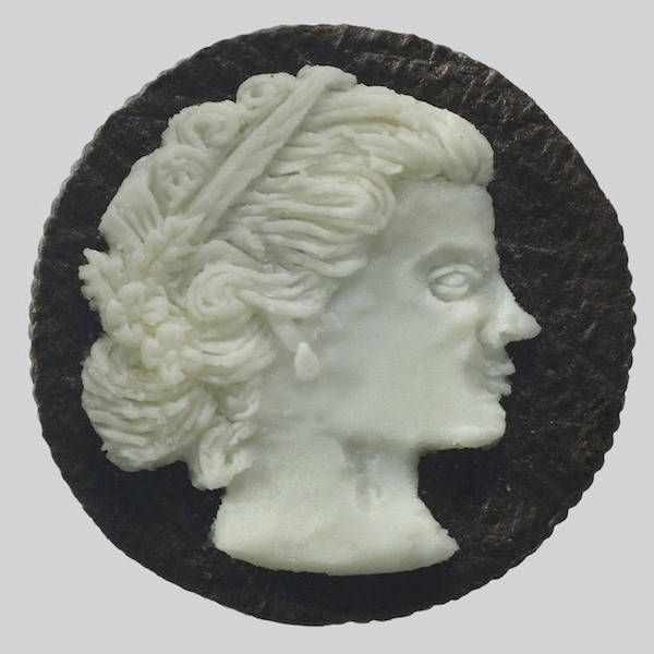 JUDITH G KLAUSNER OREO COOKIE PORTRAIT