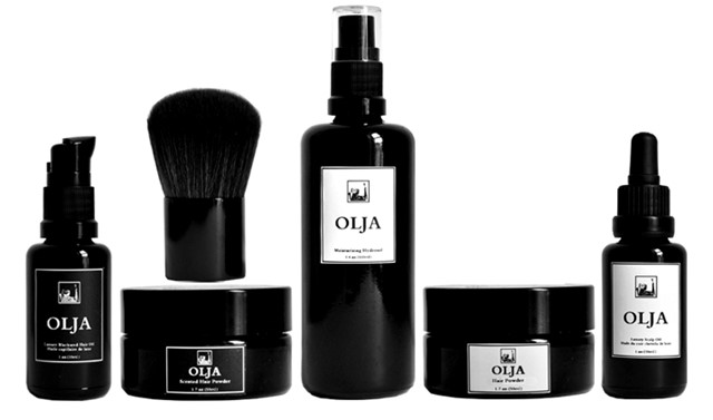 OLJA hair care