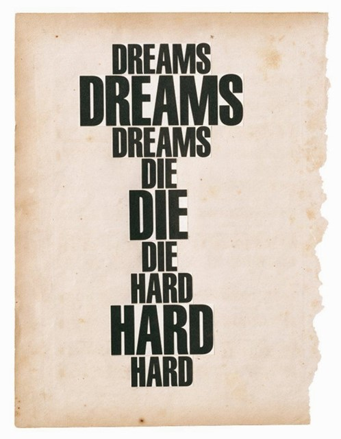 Dreams Die Hard, Dash Snow, 2006-2007