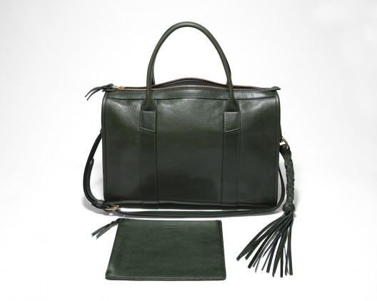 Lotuff zipper satchel #9