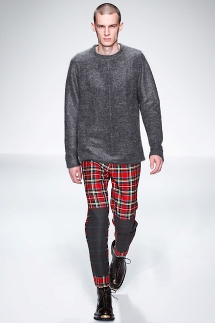 LOU DALTON FALL/WINTER 2013/14