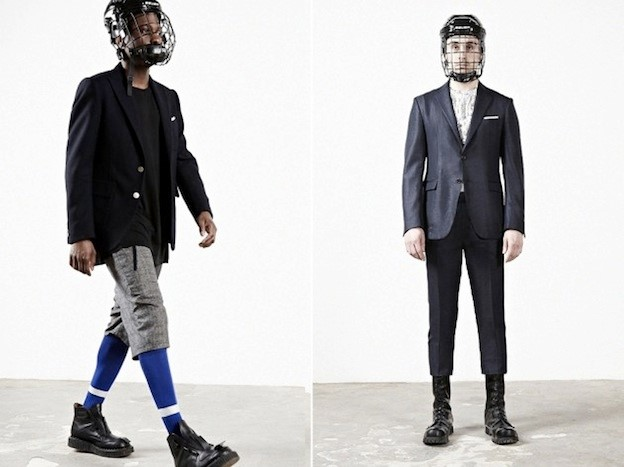 CASELY-HAYFORD FALL/WINTER 2013/14