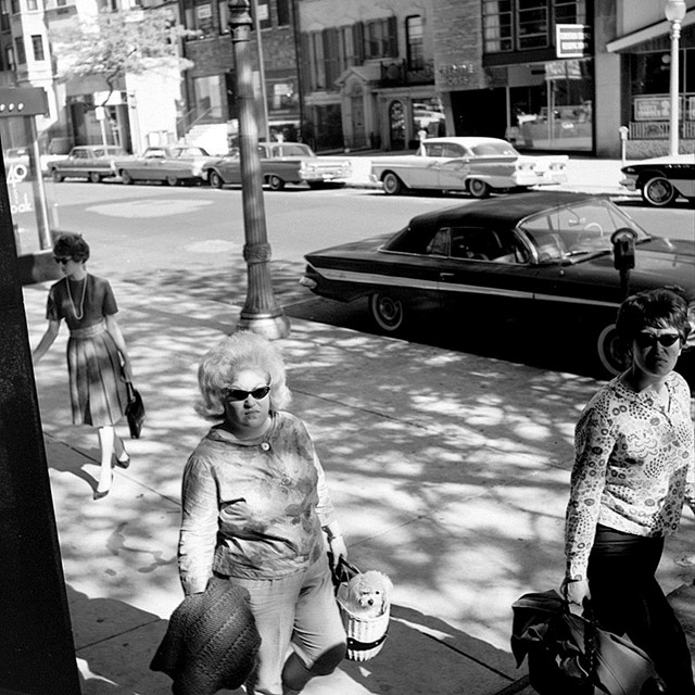 1963, Chicago by Vivian Maier