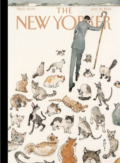 The New Yorker, 21 January 2013