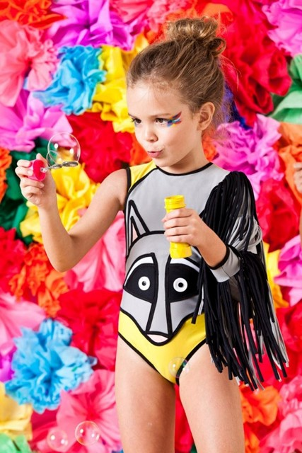 Carnaval Children's Costumes Collection