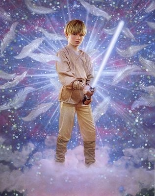 Anakin by Pierre et Gilles