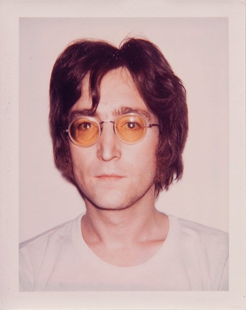John Lennon, by Andy Warhol