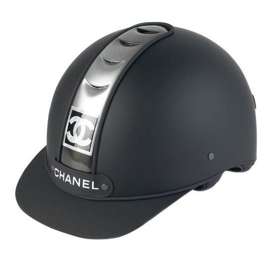 CHANEL riding hat