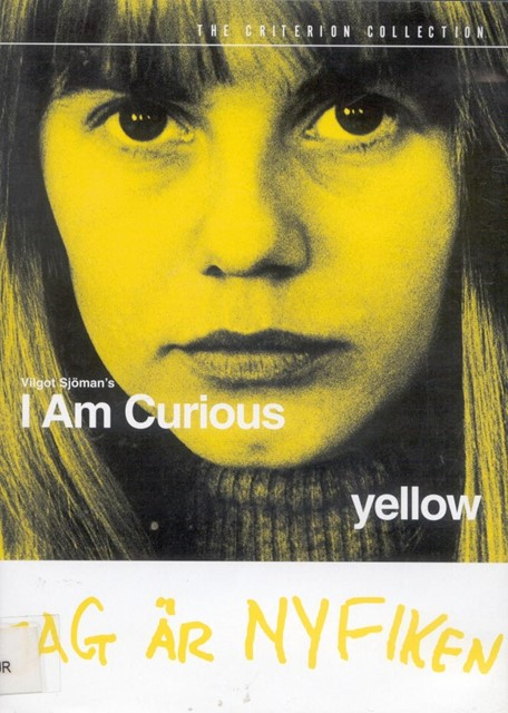 Vilgot Sjöman's I Am Curious - Yellow