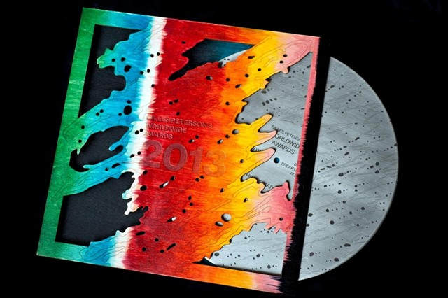Josephine Chime's design for Gilles Peterson's Worldwide Awards