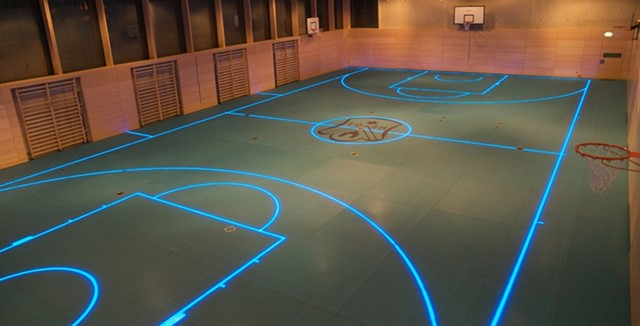 LED GYM FLOOR