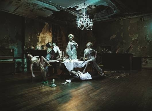 Vivienne Westwood for the English National Ballet