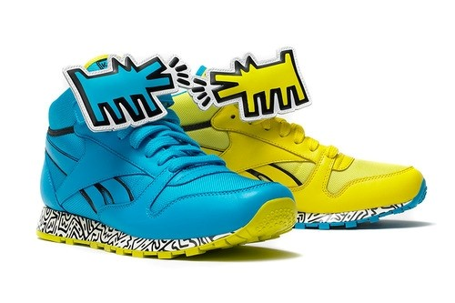 Reebok vs. Keith Haring Foundation