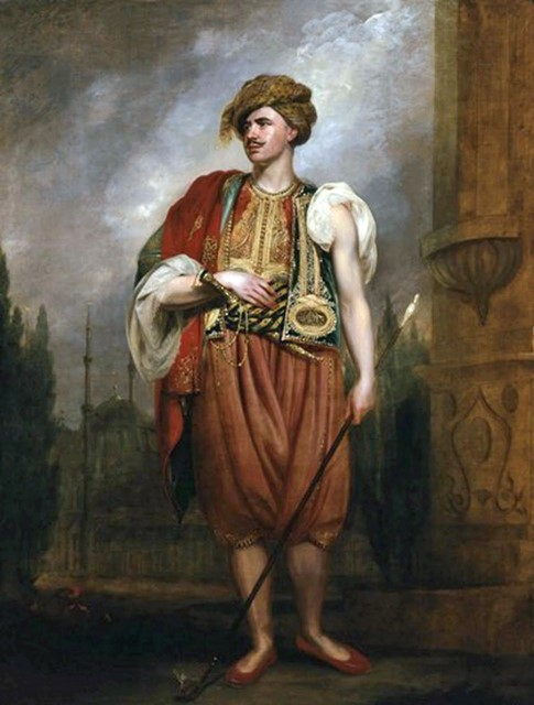 Thomas Hope by Sir William Beechey, 1798