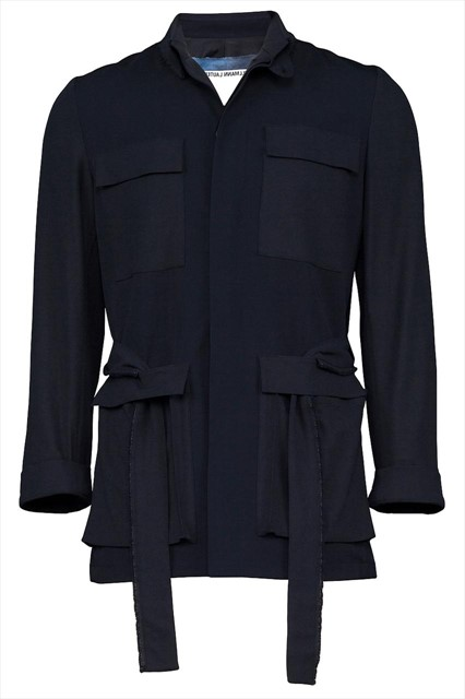 Dictator Jacket in navy, Tillmann Lauterbach S/S13