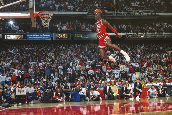 Happy 50th Birthday Michael Jordan