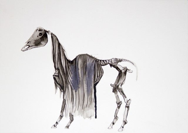"Othelo Gervacio ""Ghost Horse"""