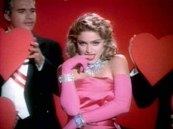 Madonna, A Material Girl