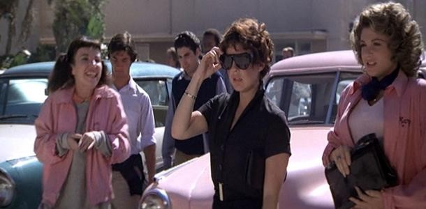 The Pink Ladies, Grease