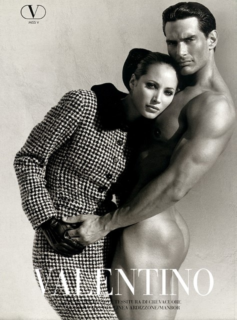 Campaign Archives // Valentino // Herb Ritts