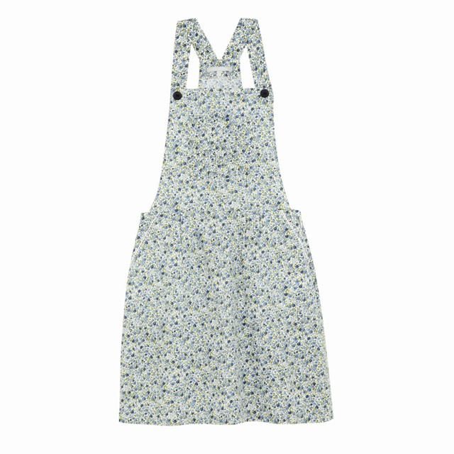 Little White Lies Floral Print Pinafore