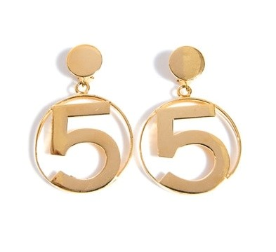 Chanel Vintage Earrings